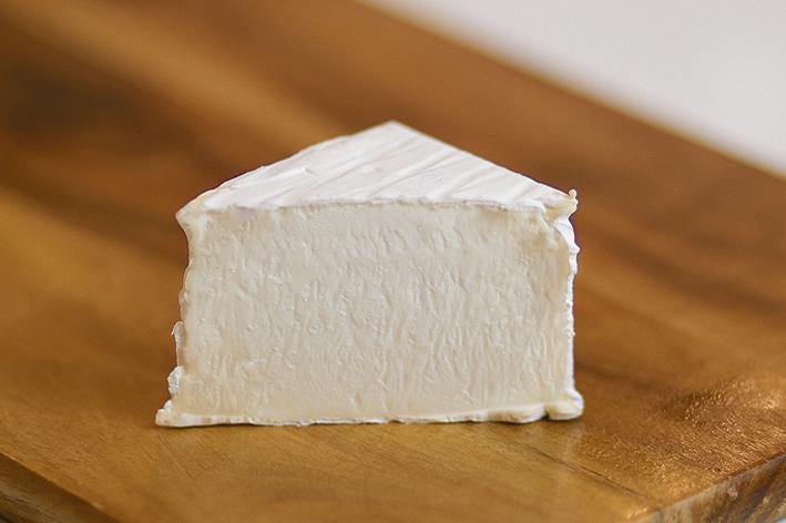 1. fáze - mladý a pevný sýr Olmín