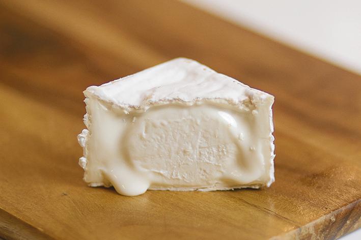 3. fáze - zralý a tekoucí sýr Olmín