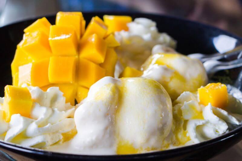 Ovocné nanuky s Klasik jogurtem nebo Smetanovým 10%