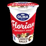 Florian smetanový Chocoballs