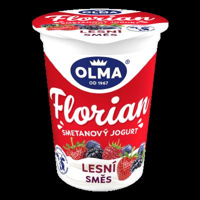 Florian smetanový Lesní směs