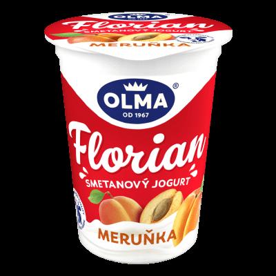 Florian smetanový Meruňka
