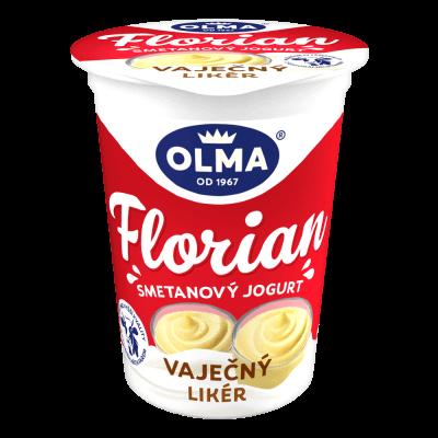 Florian smetanový Vaječný likér