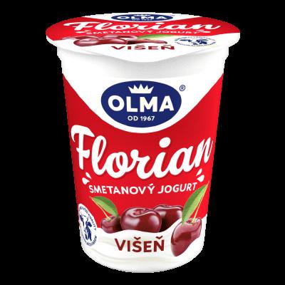 Florian smetanový Višeň