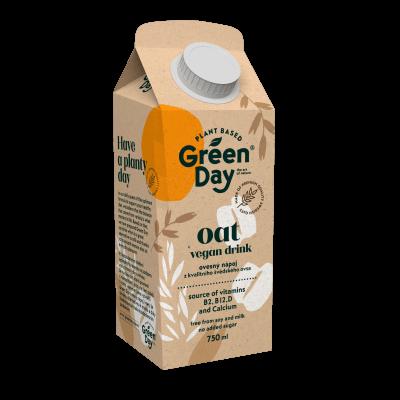 Green Day vegan drink Elopak