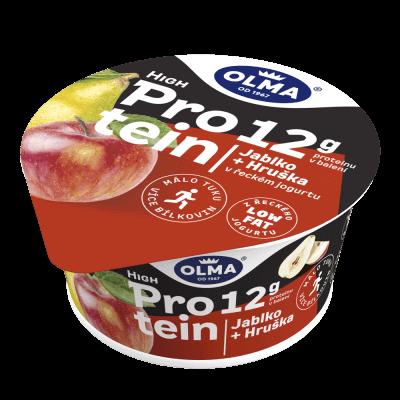 Protein jogurt Jablko a hruška